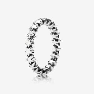 Pandora star ring.